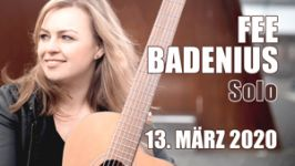 Fee Badenius 03 2020 Solo02 TV