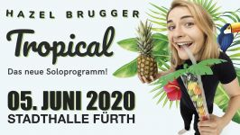 Hazel Brugger 06 2020 Tropical Aa TV